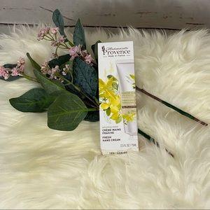 Mademoiselle Provence Fresh Hand Cream NIB